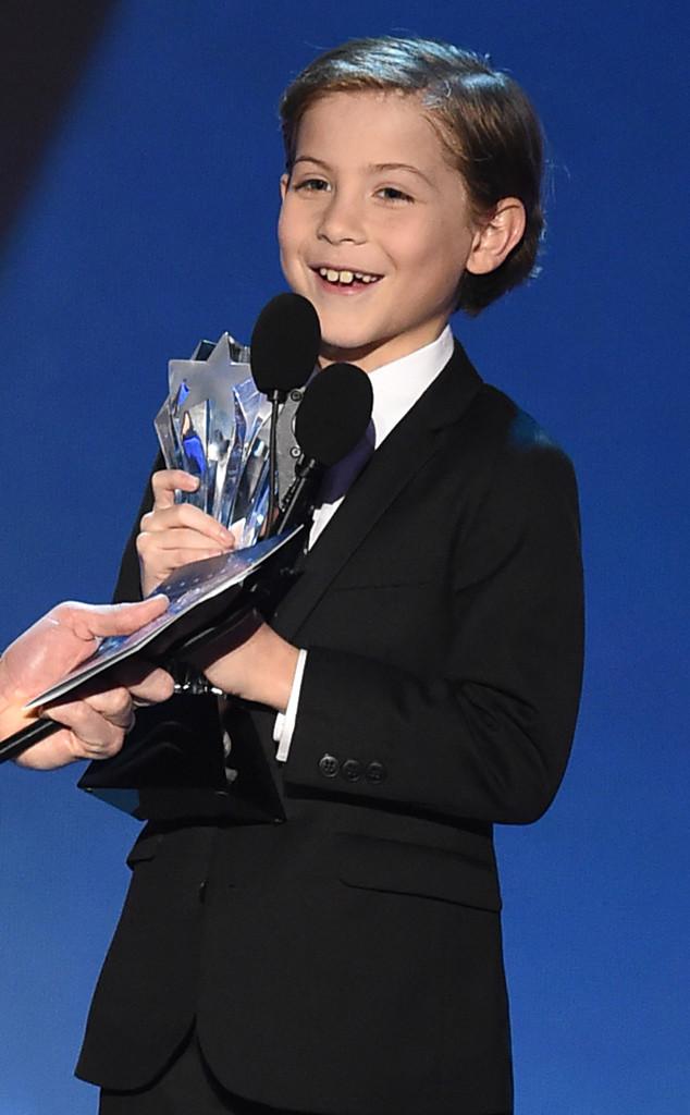 Jacob Tremblay, Critics Choice Awards
