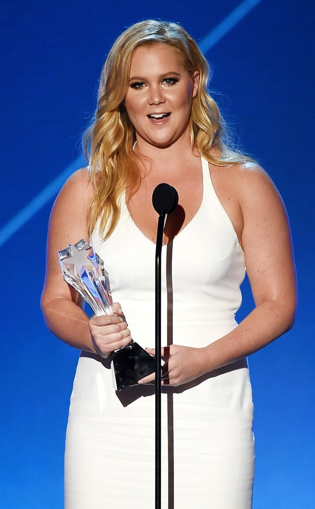 Amy Schumer, Critics Choice Awards