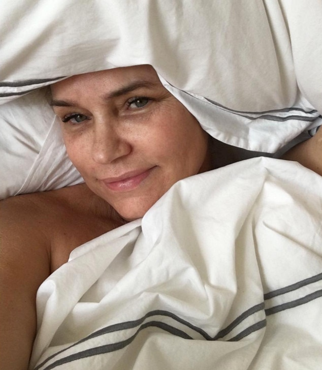 Yolanda Foster, No Makeup