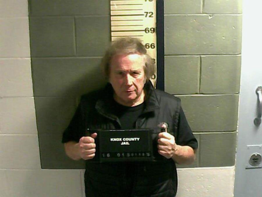 Don McLean Mugshot
