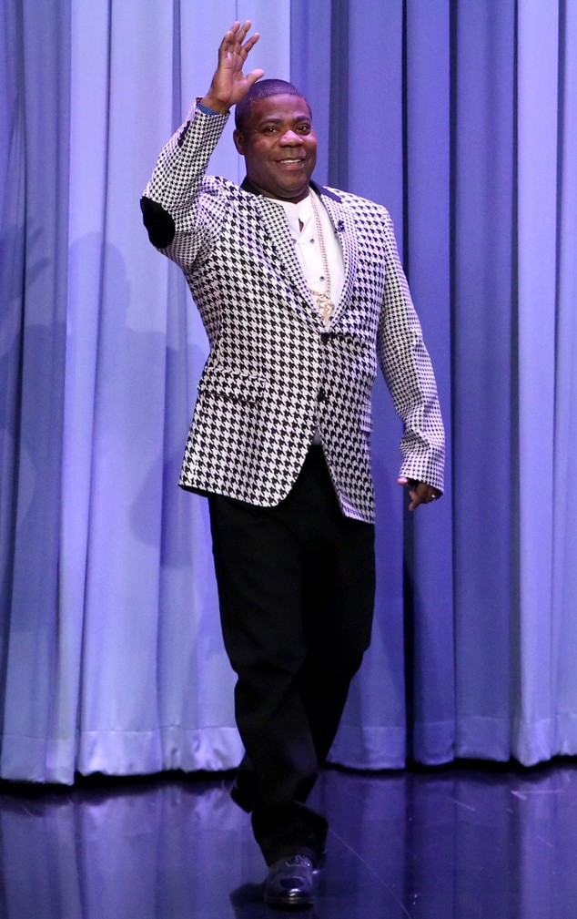 Tracy Morgan, The Tonight Show