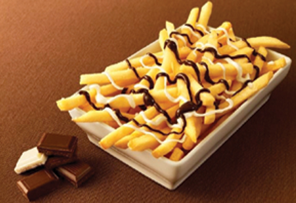 Fast Food, McDonald's Choco-Potato