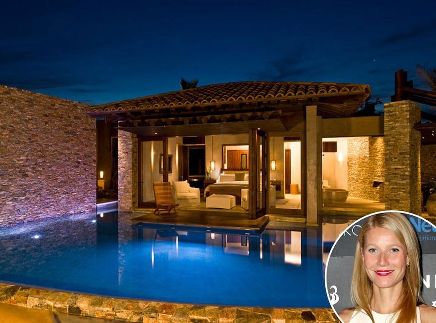 Gwyneth Paltrow, Airbnb, Punta Mita, Mexico