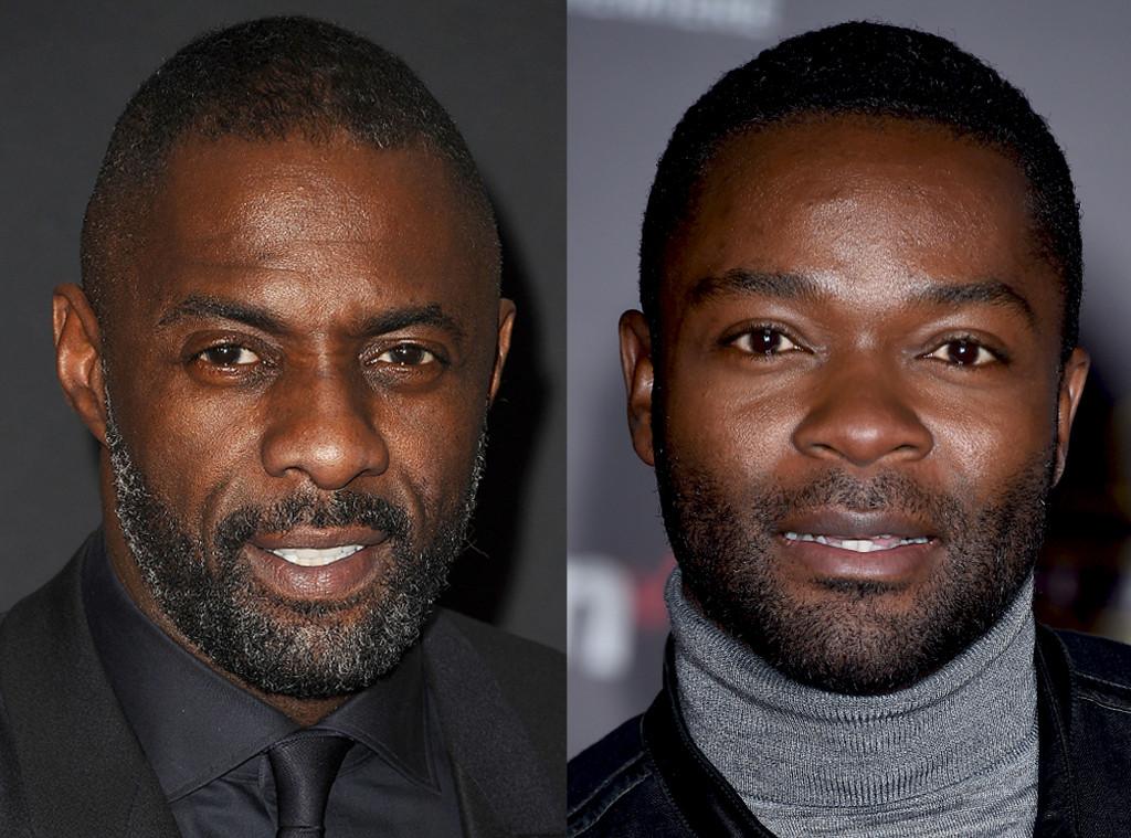 Idris Elba, David Oyelowo arrives