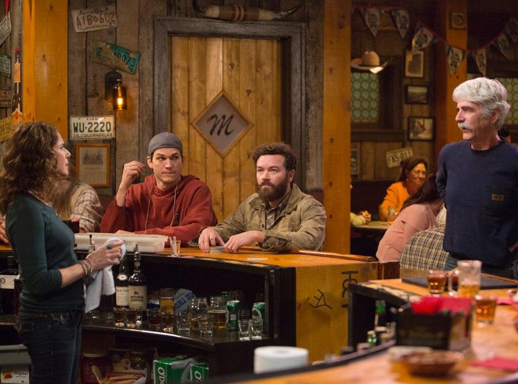 The Ranch, Ashton Kutcher, Danny Masterson