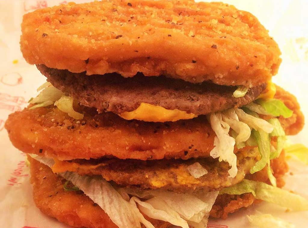 Fast Food, McDonald?s Big McChicken