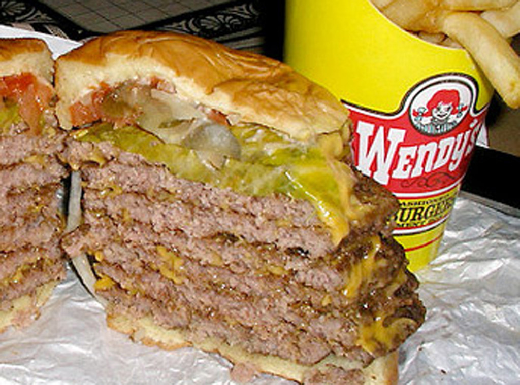 Fast Food, Wendy?s Meat Cube