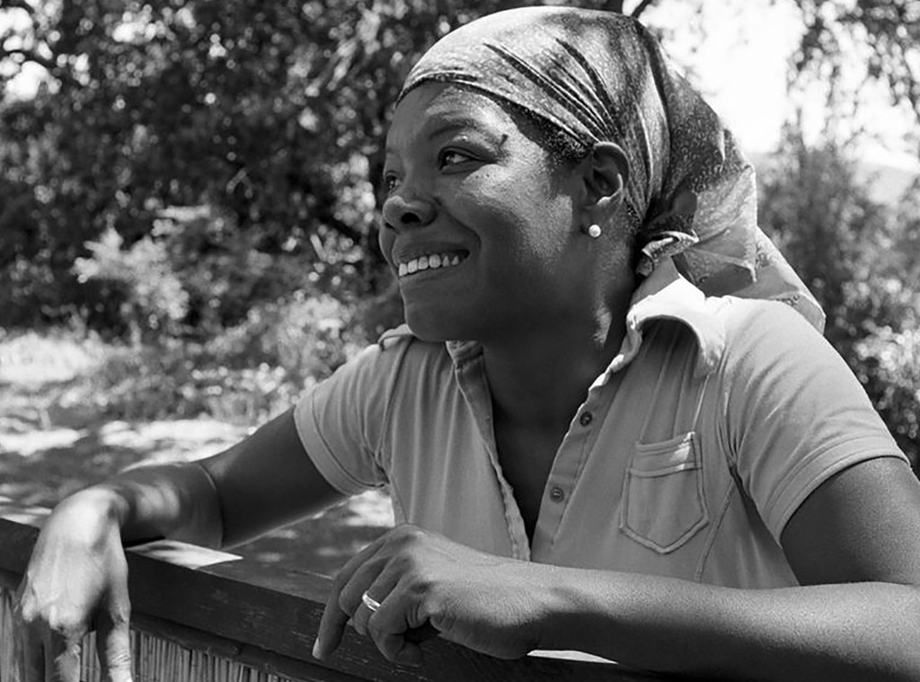 Maya Angelou, Maya Angelou And Still I Rise