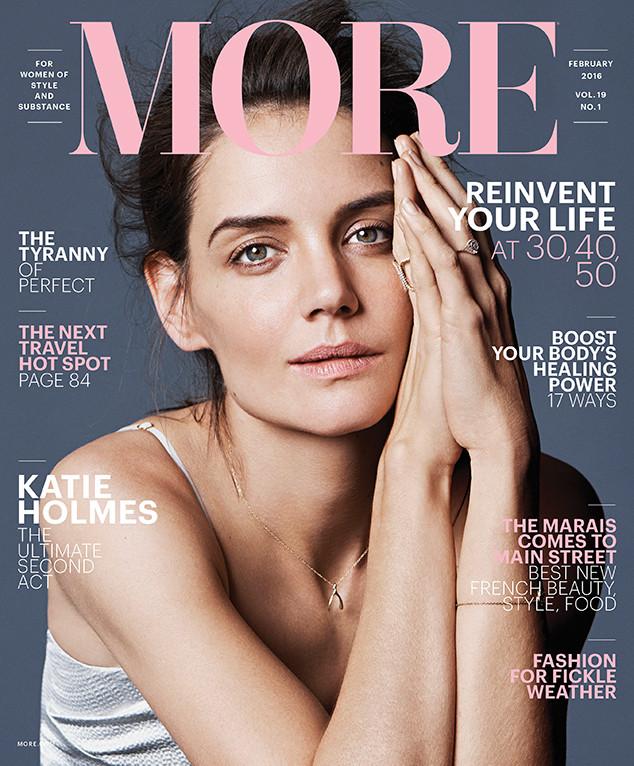 Katie Holmes, More
