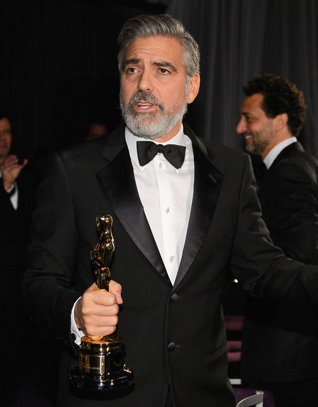 George Clooney, Oscars