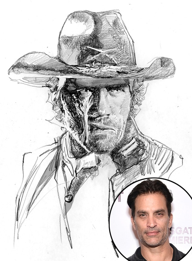 Jonah Hex, Legends of Tomorrow, Johnathon Schaech
