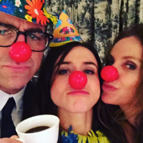 Caterina Scorsone, Taye Diggs, Instagram