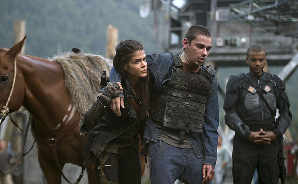 The 100, Wanheda: Part One