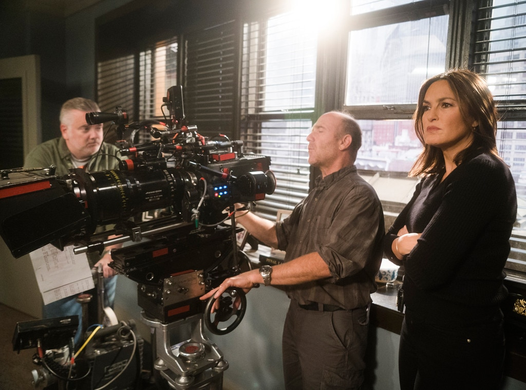 Law and Order: SVU, Mariska Hargitay