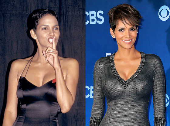 Halle Berry, SAG Awards, Split