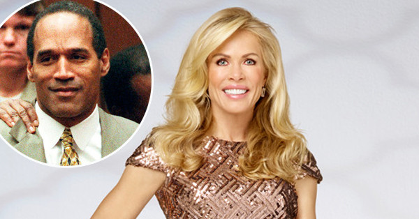 Real Housewives of Beverly Hills, Kathryn Edwards, O.J. Simpson
