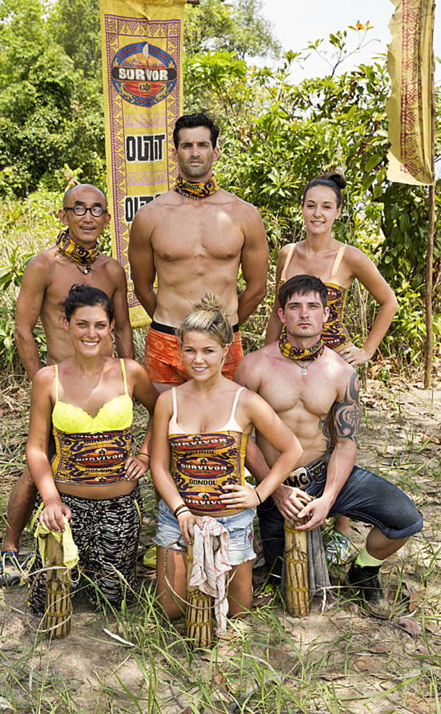 Beauty Tribe, Survivor Season 32