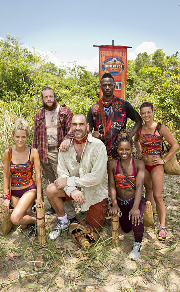 Brawn Tribe, Survivor Season 32
