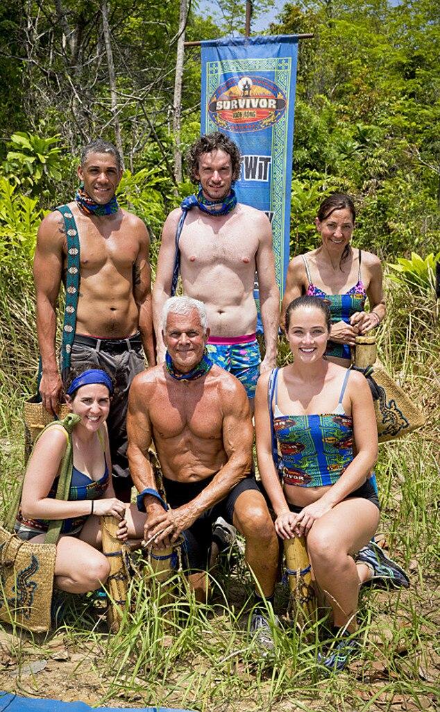 Brains Tribe, Survivor Season 32