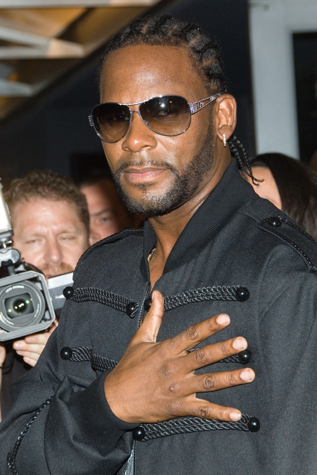 R. Kelly Reflects on C...R Kelly And Aaliyah Child