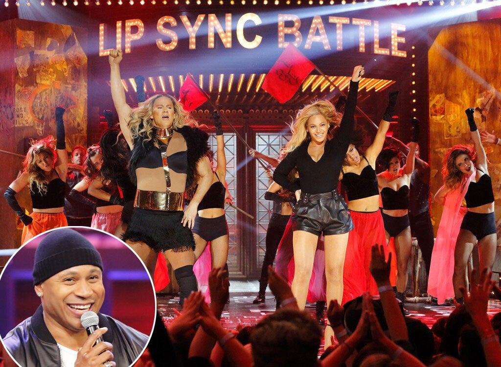 Lip Sync Battle, Channing Tatum, Beyonce, LL Cool J