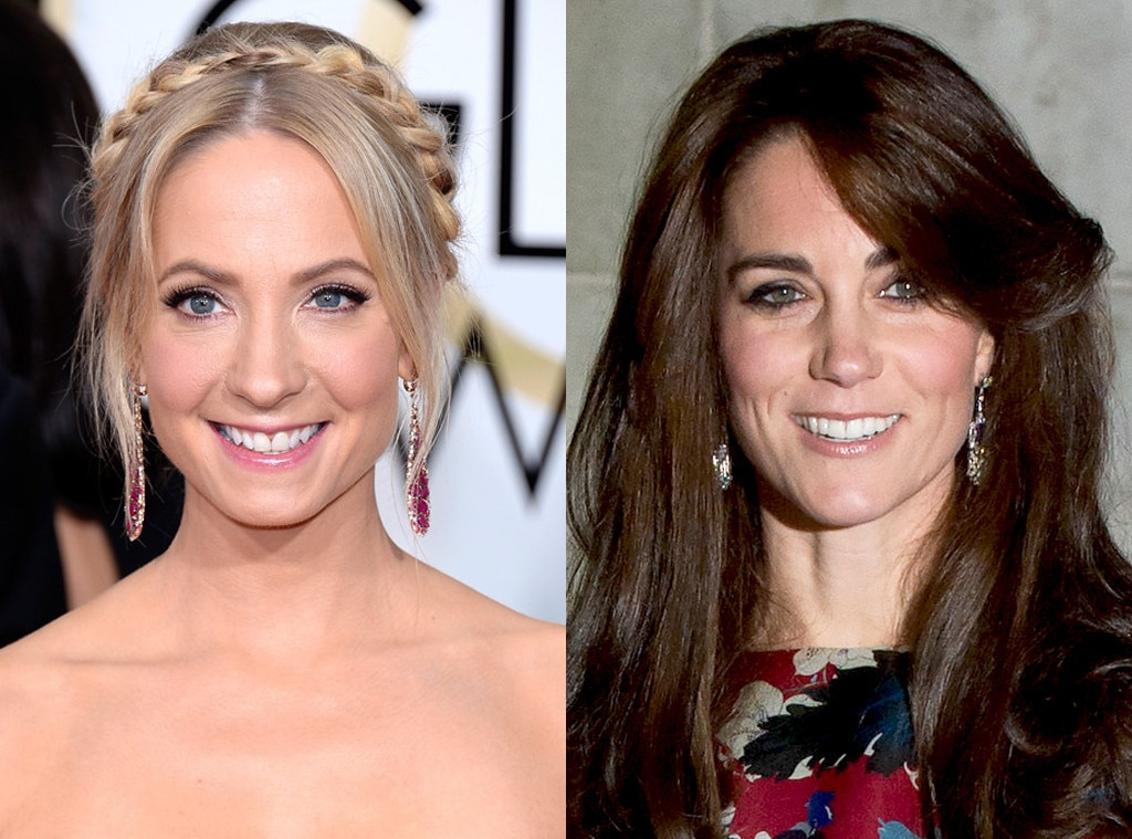 Joanne Froggatt, Duchess of Cambridge, Kate Middleton