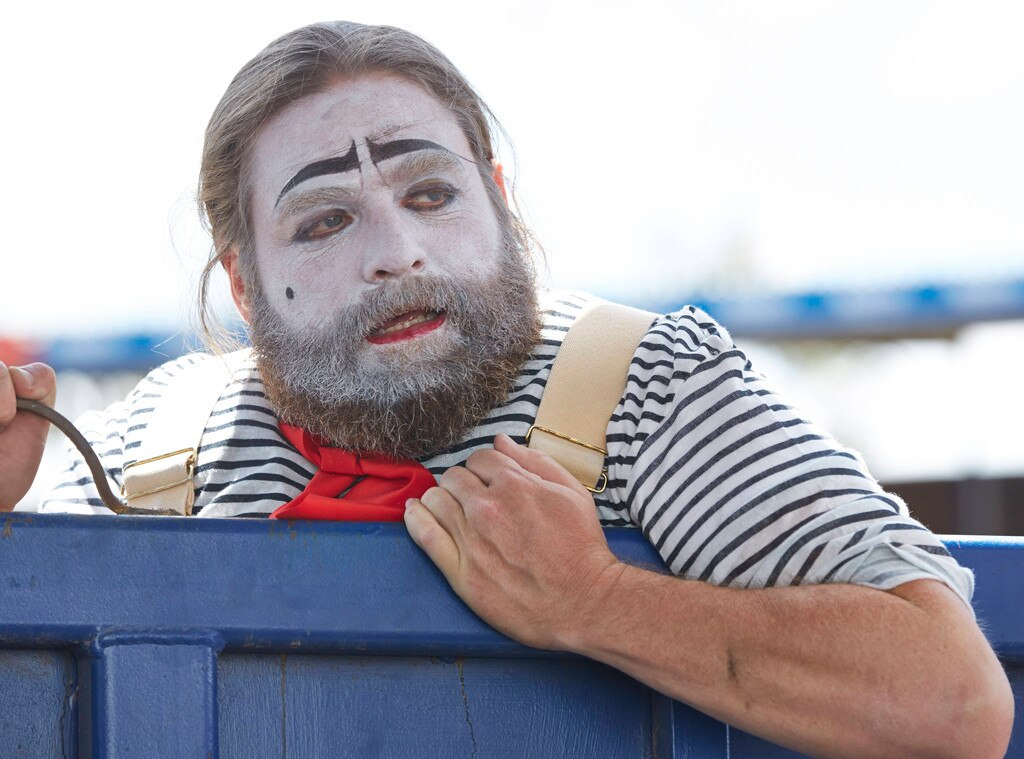 Zach Galifianakis, Baskets