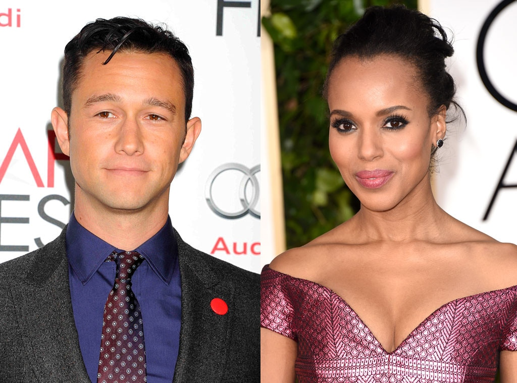 Joseph Gordon-Levitt, Kerry Washington
