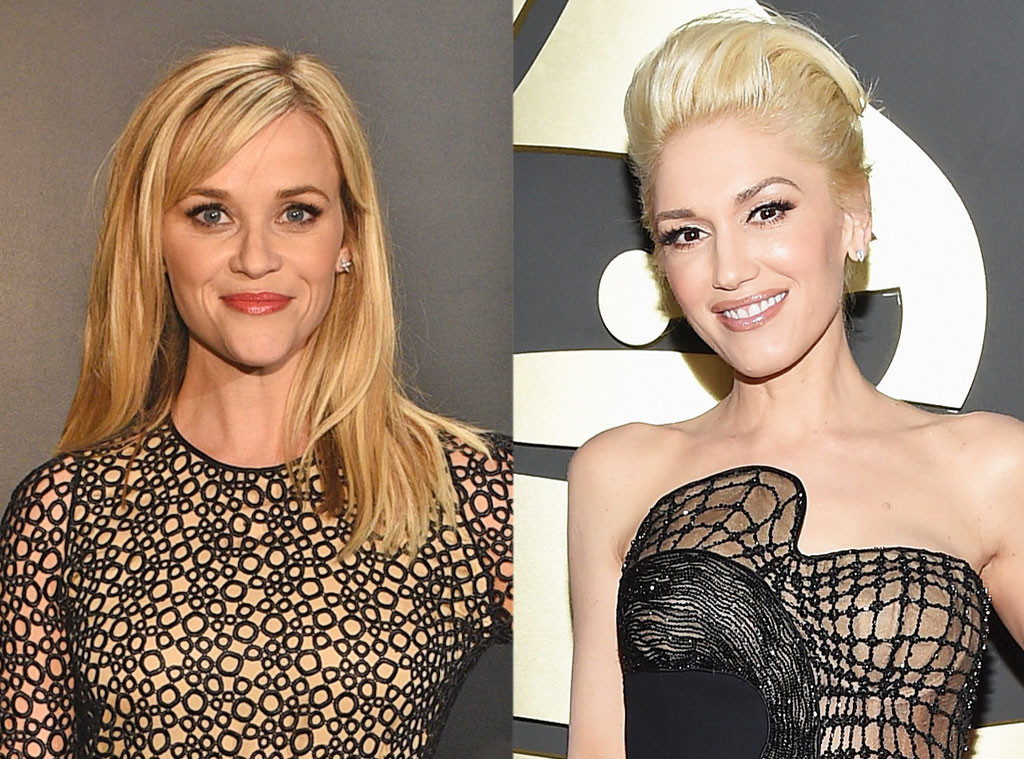 Reese Witherspoon, Gwen Stefani