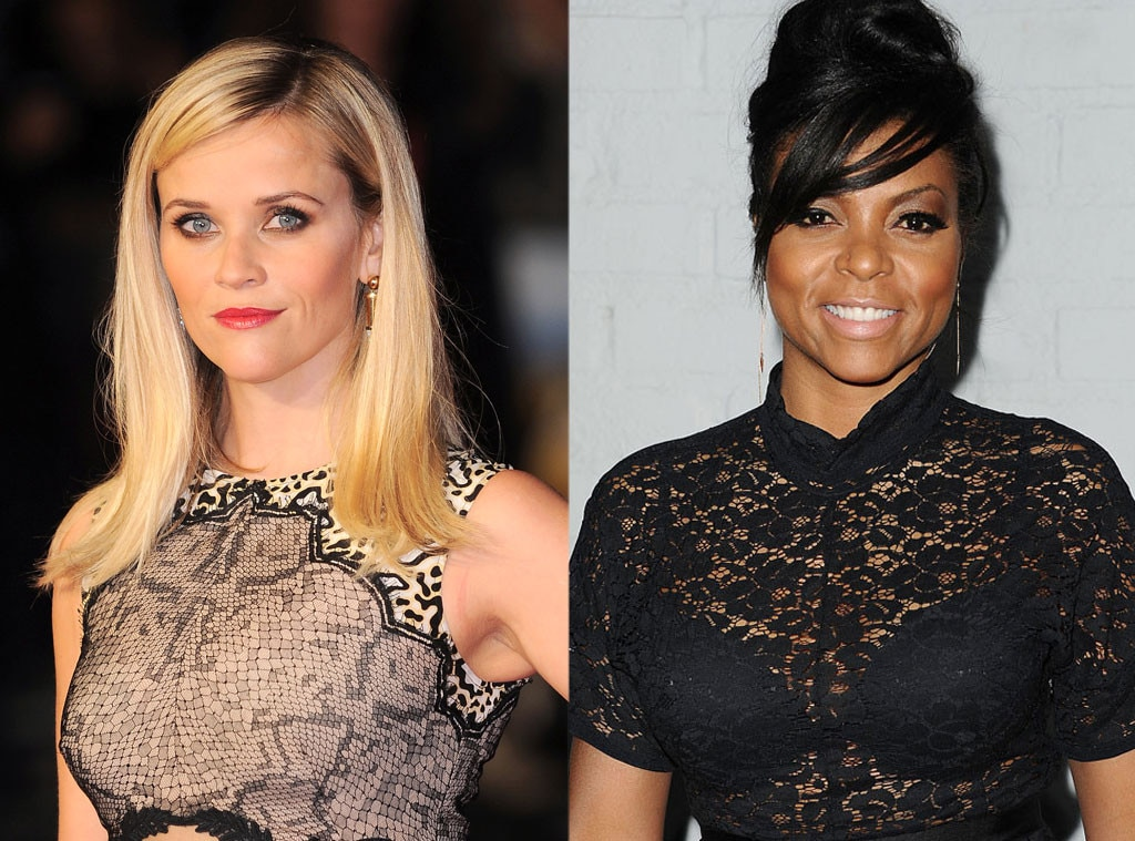 Reese Witherspoon, Taraji P. Henson