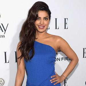 Priyanka Chopra, ELLE Women In Television