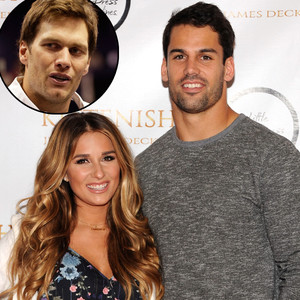 Jessie James Decker, Eric Decker, tom Brady