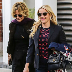 Reese Witherspoon, Meg Ryan