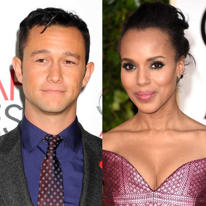 Joseph Gordon Levitt, Kerry Washington