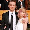 Ryan Gosling, Rachel McAdams, SAG Awards