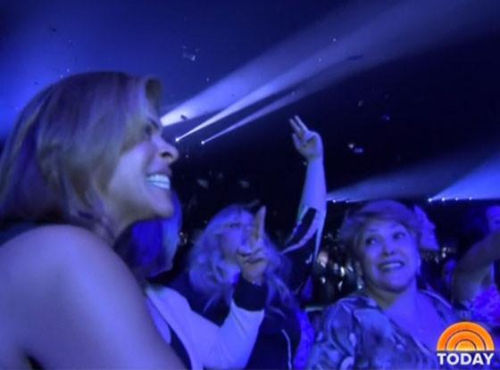 Hoda Kotb, Jennifer Lopez's Mom, Today Show
