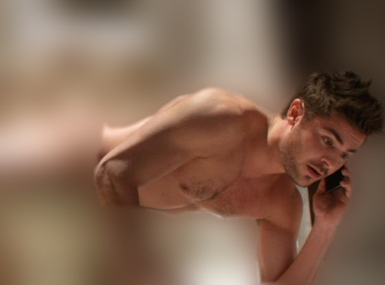 Zac Efron Shirtless Quiz