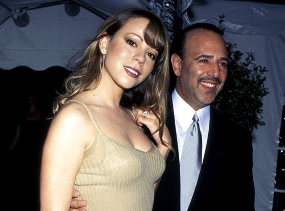 Mariah Carey, Tommy Mottola