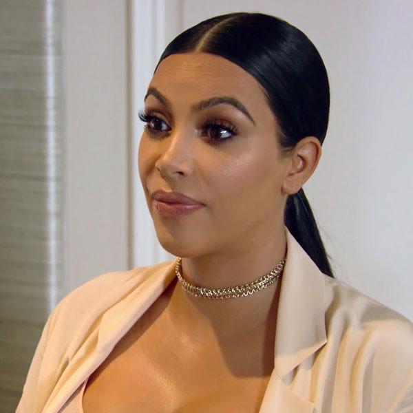 Kim Kardashian, KUWTK 1110