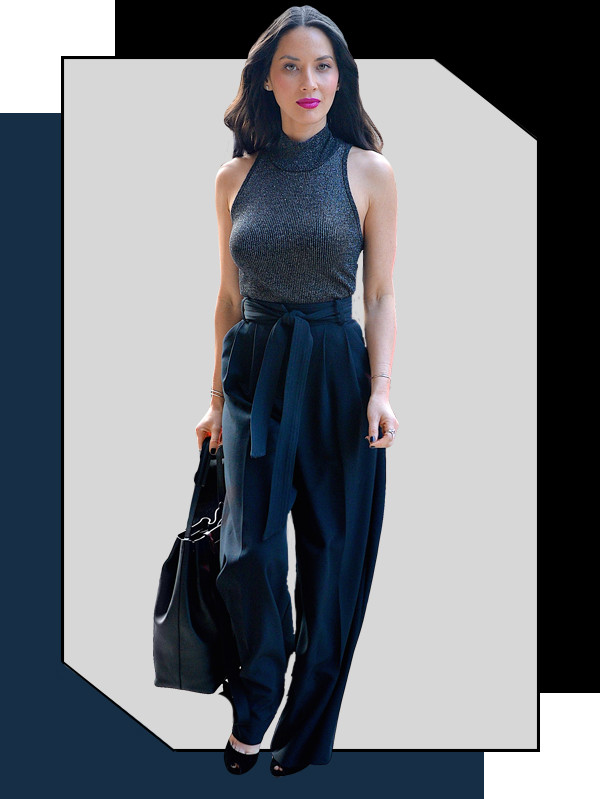 ESC, Tricky Color Combos, Olivia Munn