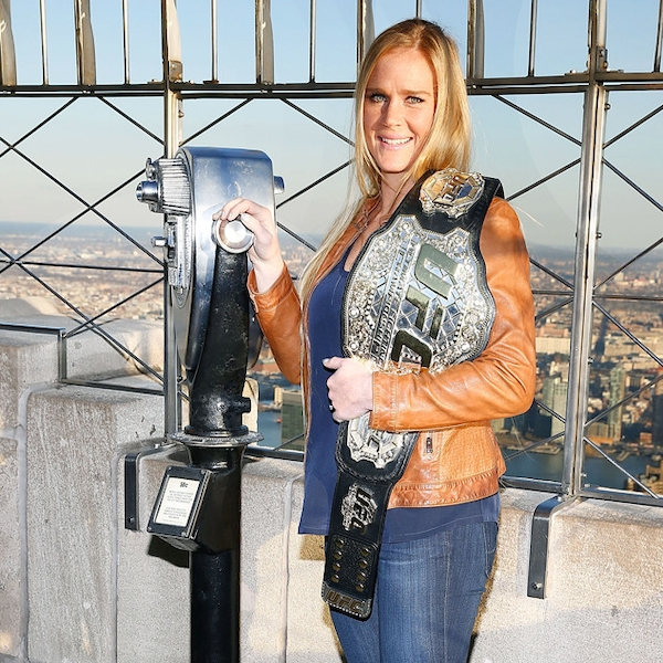 Holly Holm From The Big Picture Today S Hot Photos E News