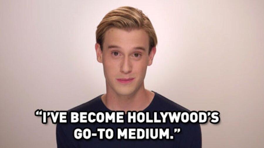Hollywood Medium 101