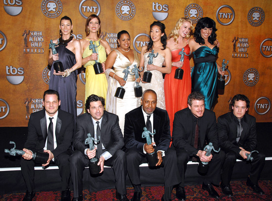 Grey's Anatomy Cast, SAG Awards