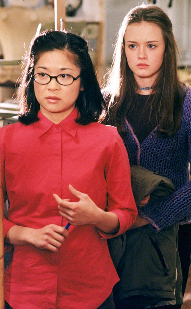 Keiko Agena, Alexis Bledel, Gilmore Girls