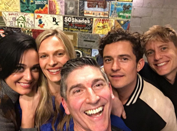 Katy Perry, Orlando Bloom, Vinessa Shaw, Kristopher Gifford, James Lecesne