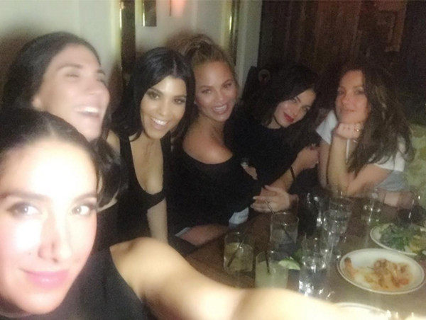 Kourtney Kardashian, Chrissy Teigen, Jenna Dewan Tatum
