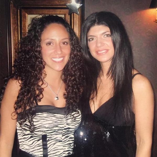 Melissa Gorga, Teresa Giudice, Instagram