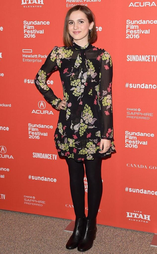Maude Apatow, Sundance