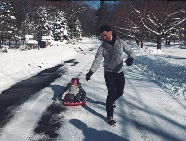 Kevin Jonas Daughter, Alena Rose