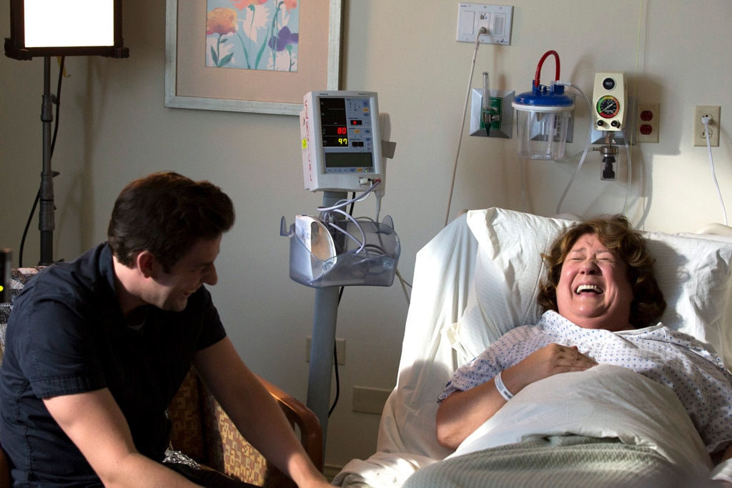 The Hollars, John Krasinski, Margo Martindale